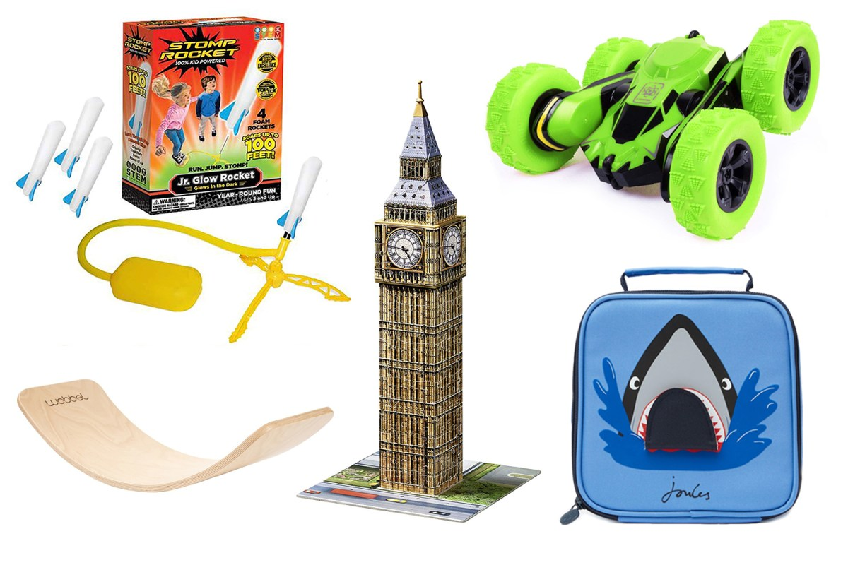 Best 6 Gifts For 6 Year Old Boys 2020 The Sun Uk