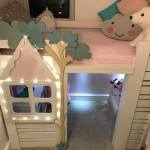 Parents Are Transforming Ordinary Kids Beds Into Magical Cubby Houses Here S How To Do It On The Cheap