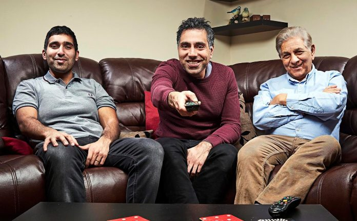 The brilliant Siddiquis family are just some of the familiar faces on Gogglebox