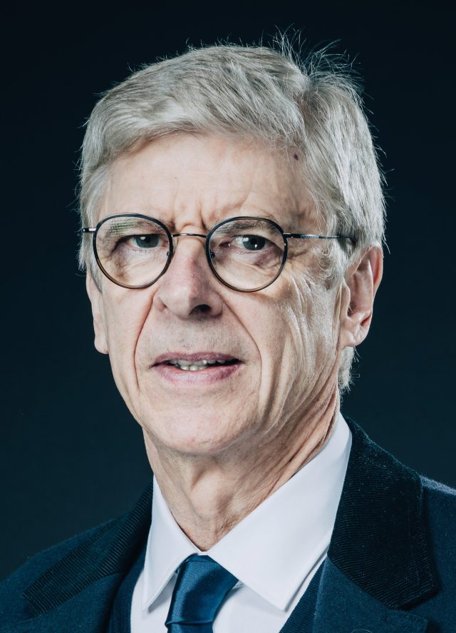 Arsene Wenger also wants to change the offside rule