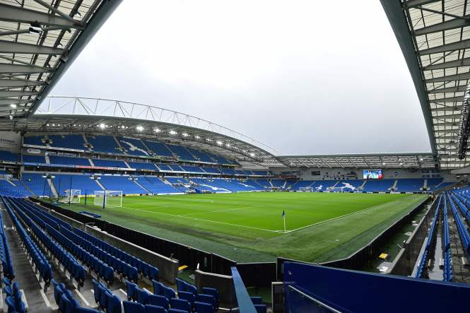 Arsenal's match at the Amex on Saturday is due to go ahead as planned, Brighton confirmed