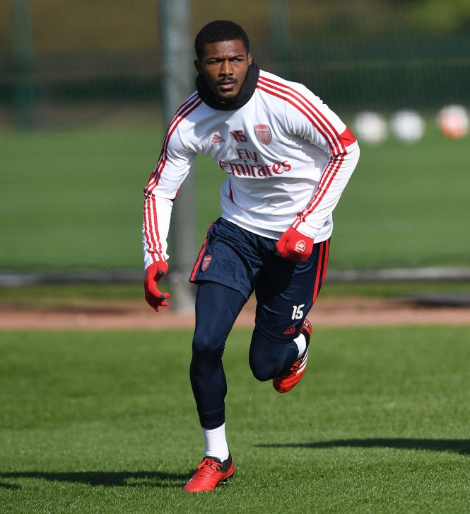 England U-21 star Ainsley Maitland-Niles has reportedly out of the picture due to his tardiness