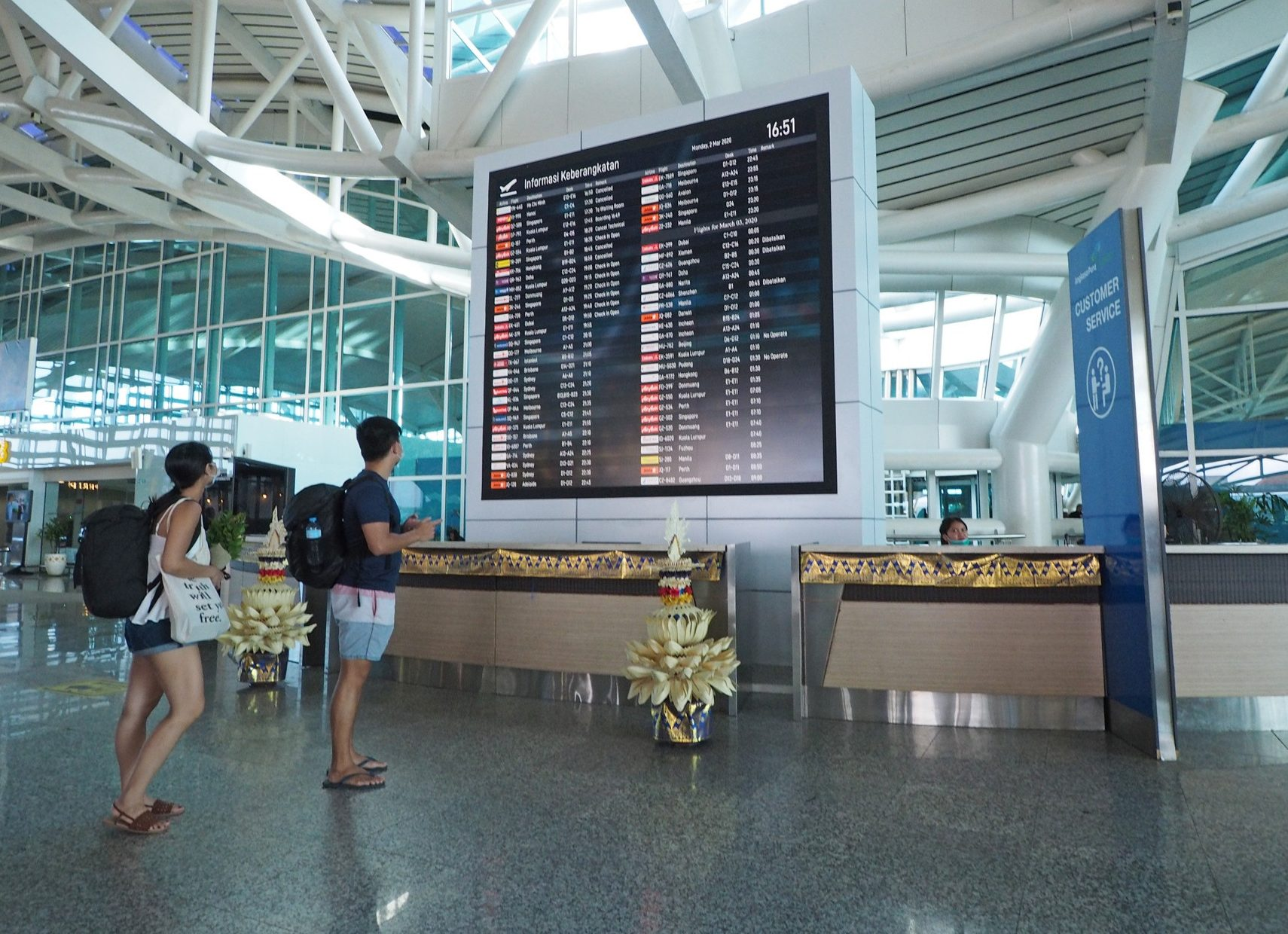 Is it safe to travel to Bali, Malaysia, Taiwan and South Korea ...