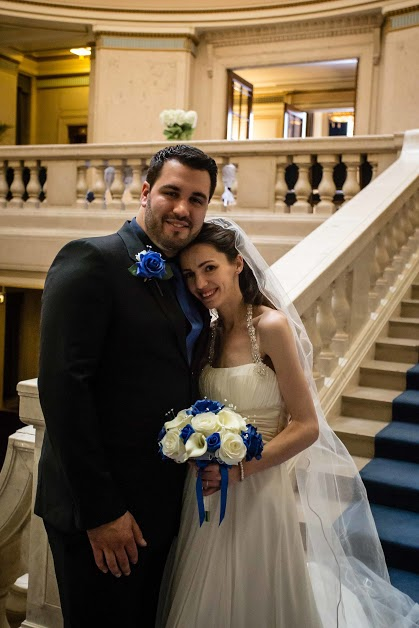 Natasha and Ben married in August 2017