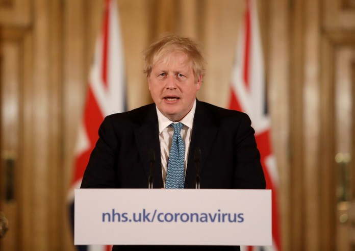 Boris Johnson has said he will do whatever it takes to protect the economy today