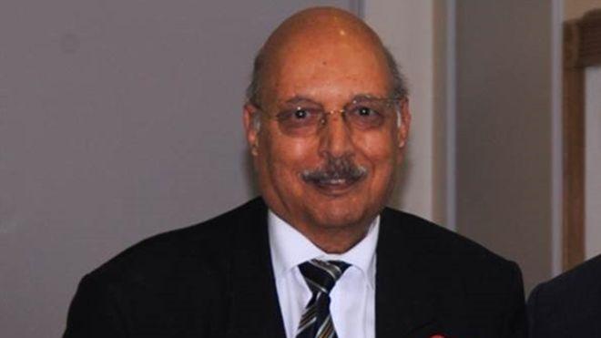 Dr. Habib Zaidi, 76, died after contracting a coronavirus