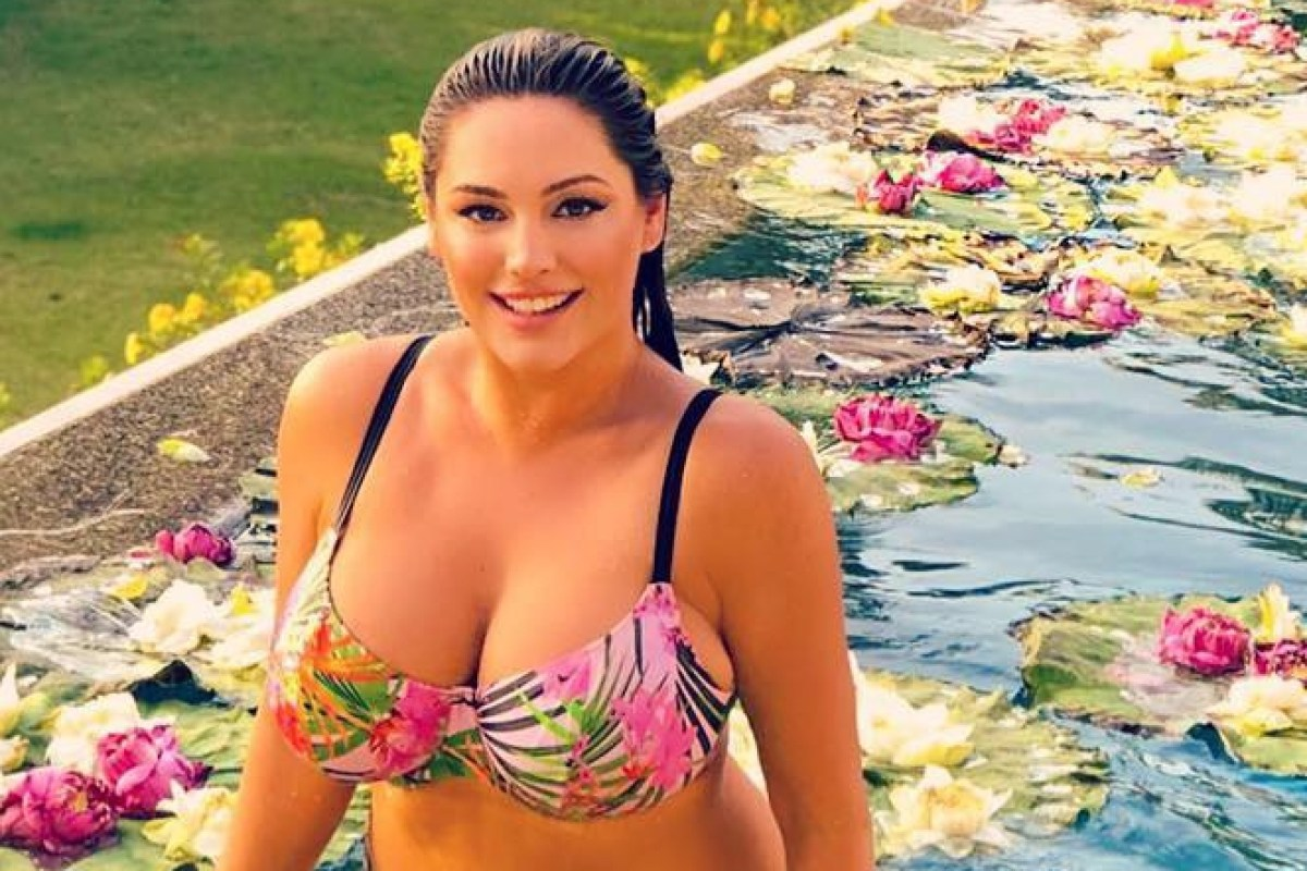 How Kelly Brook's famous curves have changed over the years as star loses two stone
