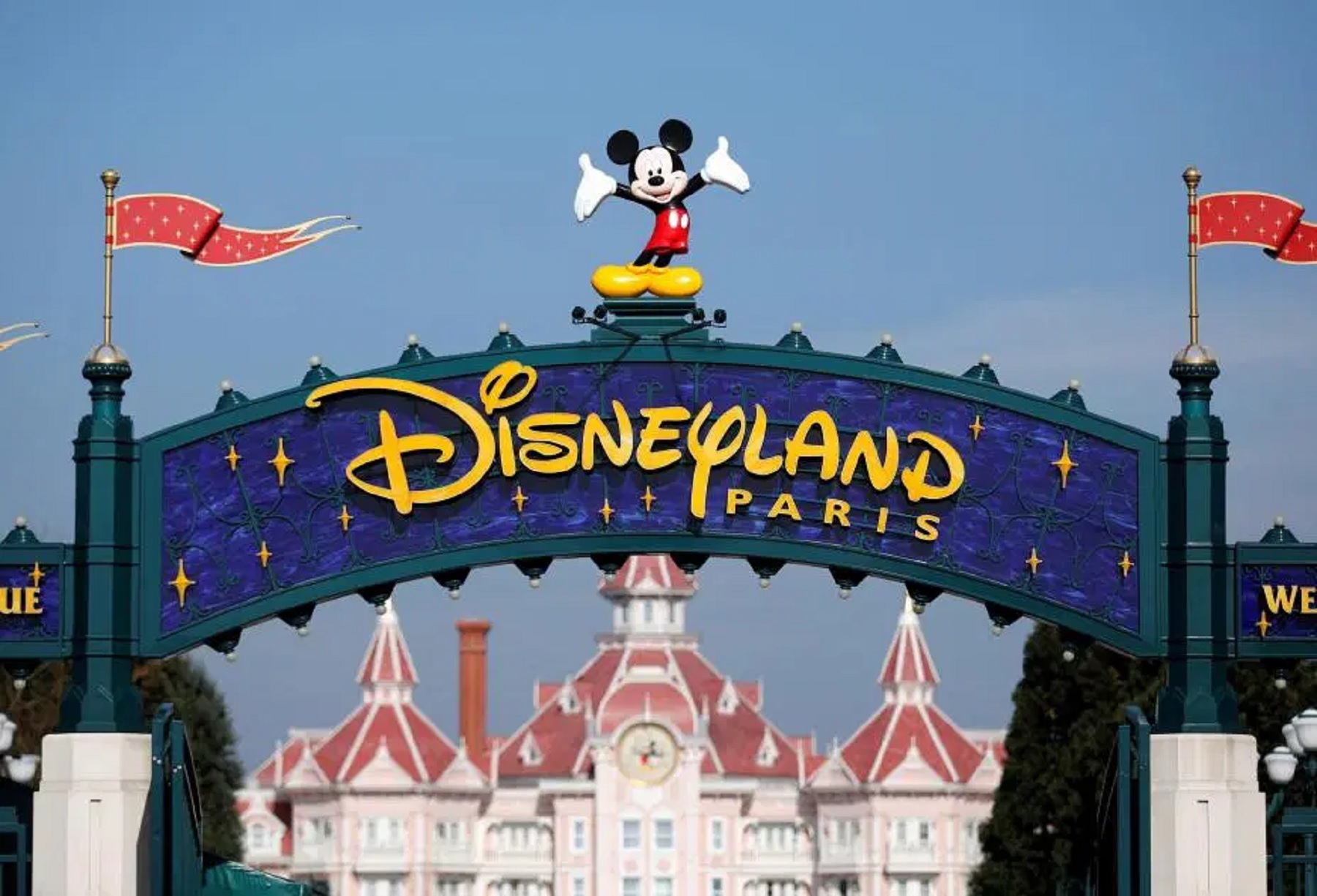 Coronavirus scare at Disneyland Paris as worker tests positive for ...
