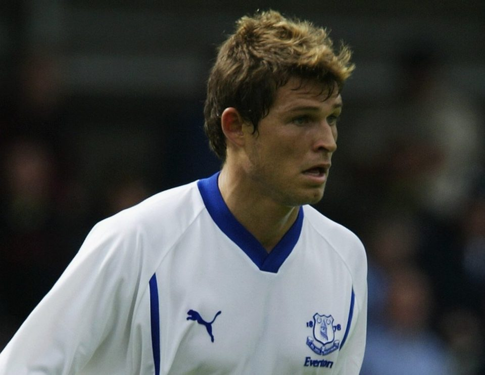 'Brazilian Beckham' Rodrigo failed to make the grade at Everton