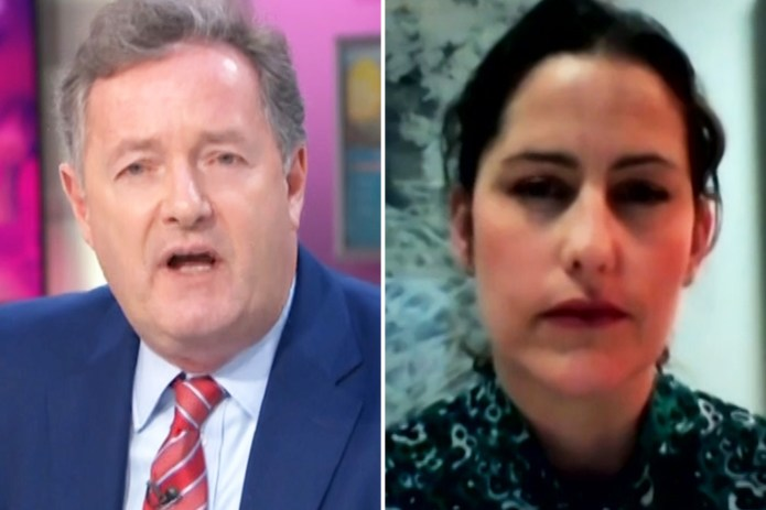 Piers Morgan tore up Minister of the Environment, Victoria Atkins