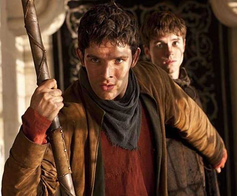 Wizards and magic in a kingdom where its banned, can Merlin change that?