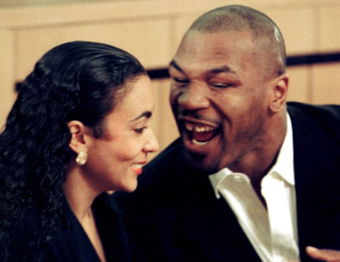 Tyson and Turner's marriage lasted four years and she divorced in terms of adultery