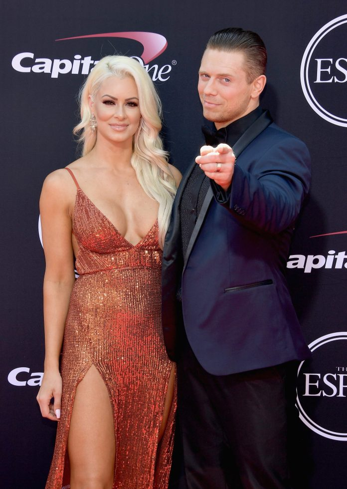 The Miz and Maryse star in their own derivative reality series