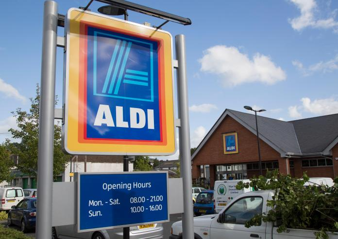 Aldi relaxed restrictions on alcohol and diapers during coronavirus pandemic