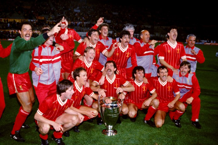 Souness was part of a Liverpool team that collected trophies during their playing days