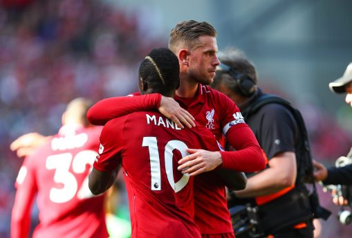 Sadio Mane tips Liverpool captain Henderson to win player of ...