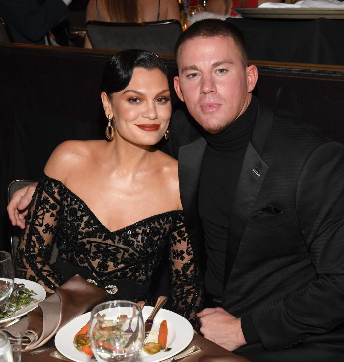 Jessie and Channing split for the second time earlier this month