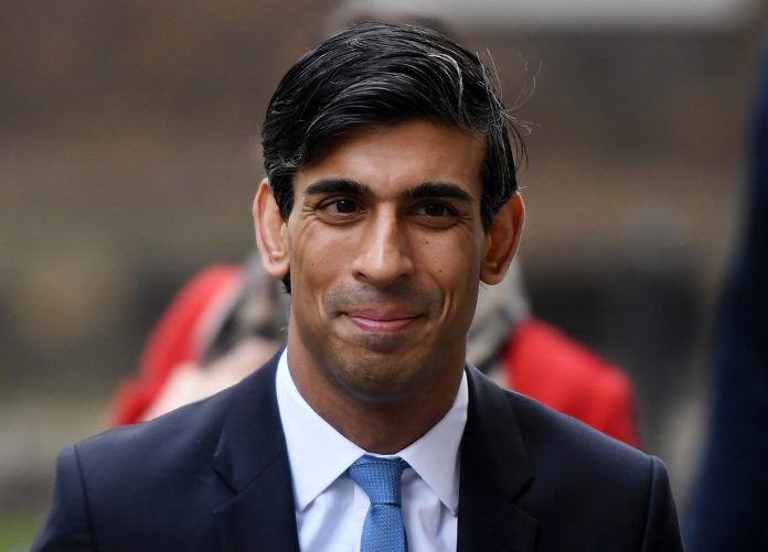 Chancellor Rishi Sunak announced leave plan to keep one million workers busy