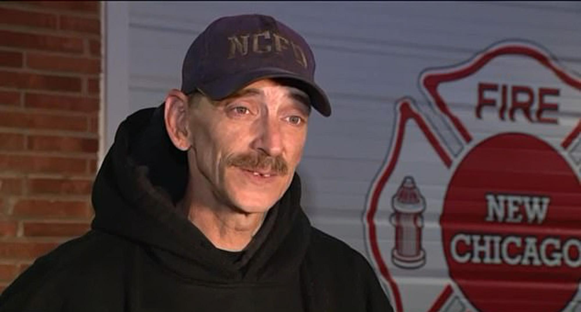 Broke Volunteer Firefighter Checks Bank Account To Find 8million Deposited Instead Of 1 700 Coronavirus Stimulus Cash