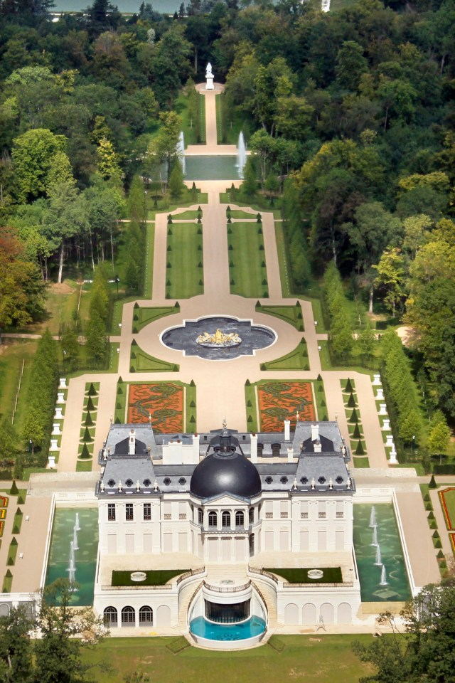 The Chateau Louis XIV is the world's most expensive home