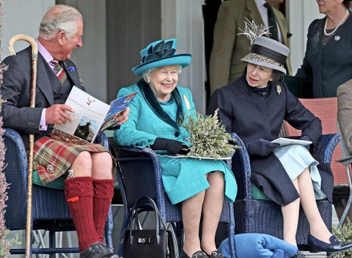 Queen's Birthday - Prince Charles shares a photo of him laughing with the Princess Royal and the Queen to mark his birthday
