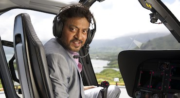 Kapoor's death a day after the death of Jurassic World actor Irrfan Khan