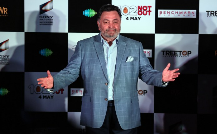 Bollywood legend Rishi Kapoor dies at age 67