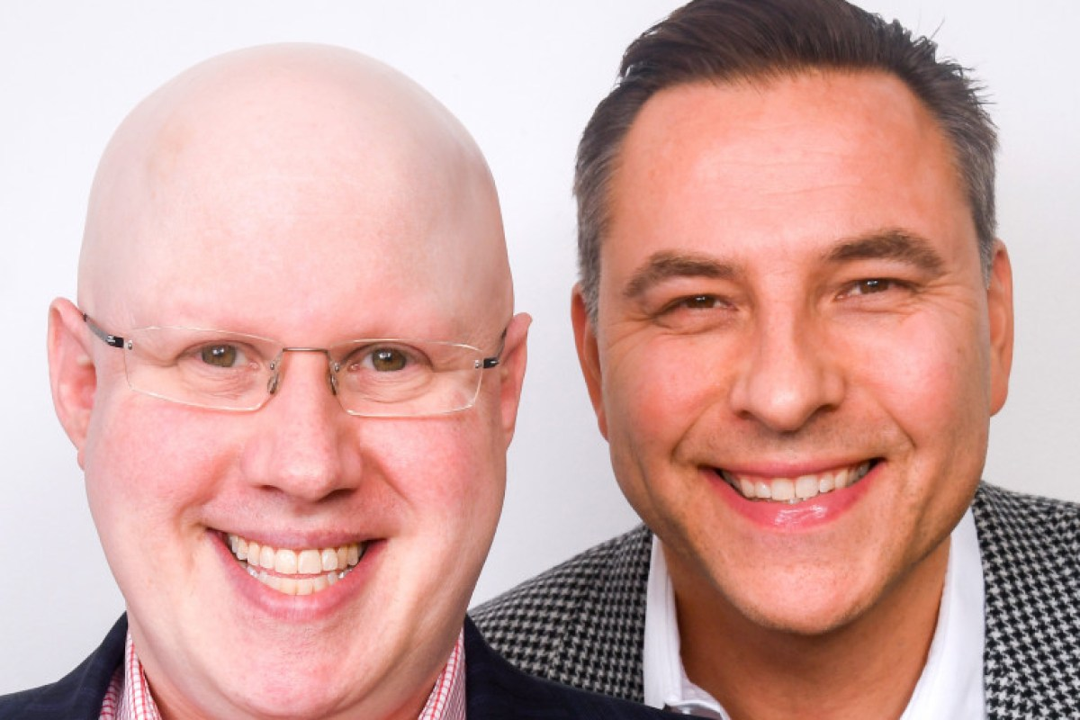 Little Britain star Matt Lucas reveals how he fixed eight year feud with David Walliams