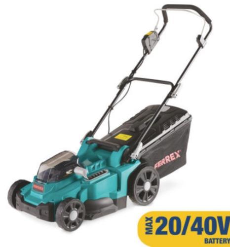 Aldi is stocking this £85 Ferrex mower
