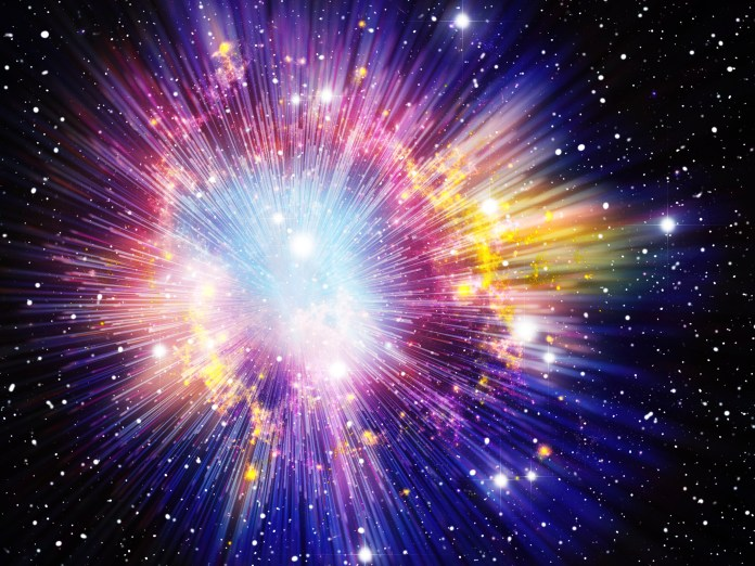 One theory is that the Big Bang unleashed multiple universes