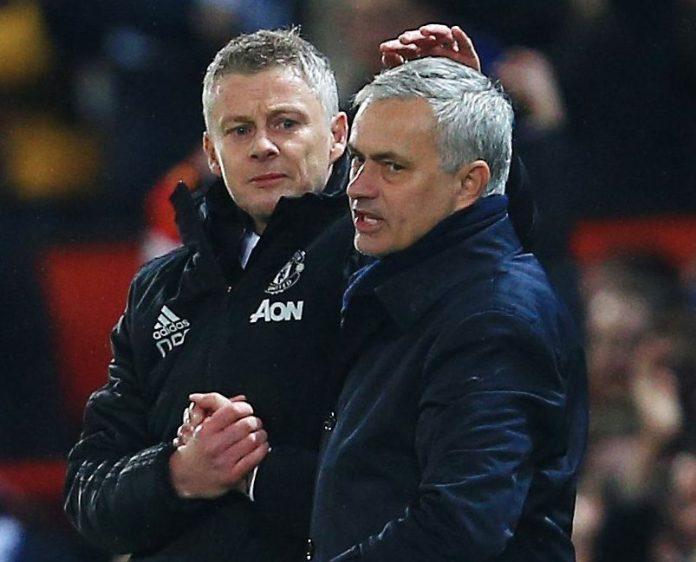 Mourinho Spurs could welcome Solskjaer United team in first return match
