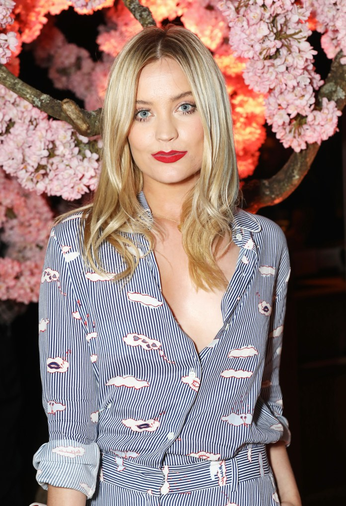 Laura Whitmore presents Love Island, which has now been canceled