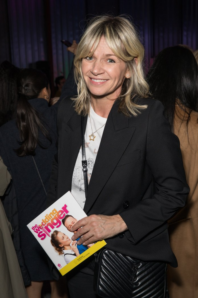 Zoe Ball is delighted to participate in All Day PopMaster