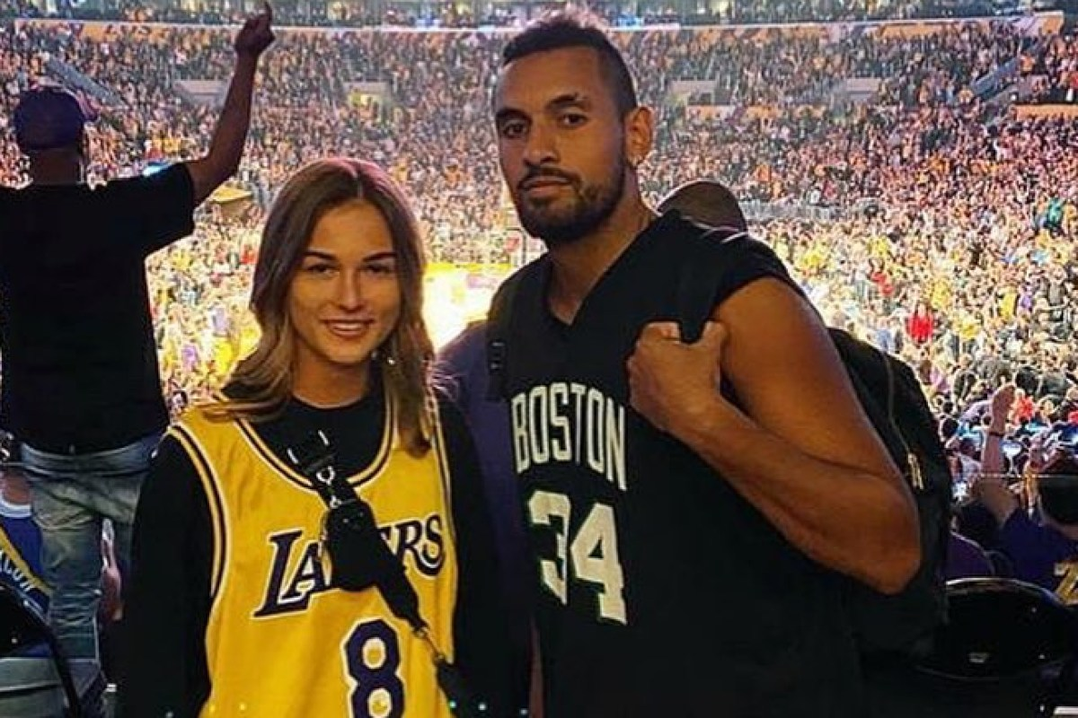 Nick Kyrgios has sex with fans 'once a week' since split from girlfriend Anna Kalinskaya - who calls him a 'good person'