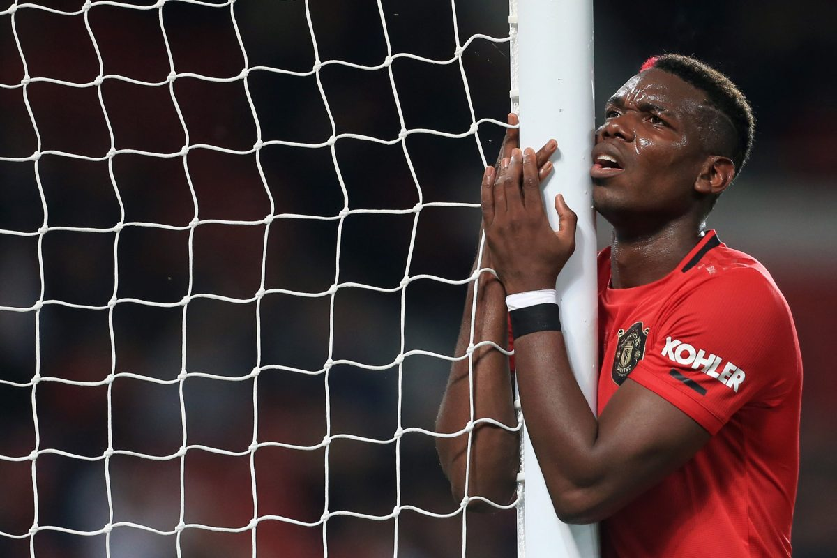 Pogba told to take pay cut from £15m wages to seal Man Utd exit to Juventus
