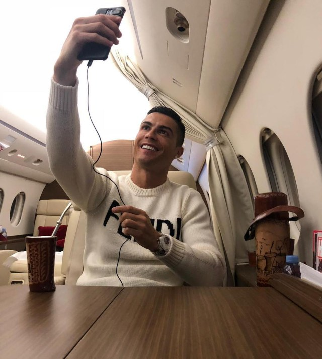 Ronaldo bought the G200 in 2015