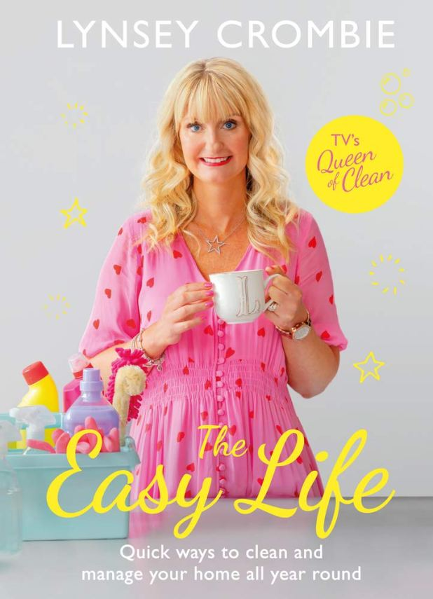 Extracted from The Easy Life, by Lynsey Crombie (Wellbeck, £ 14.99 is out now)