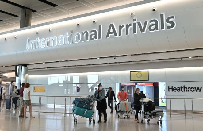 Air bridges are being considered to allow Brits to travel abroad this summer