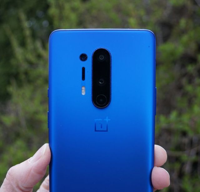 The OnePlus 8 Pro hit shelves in May. It has four rear cameras