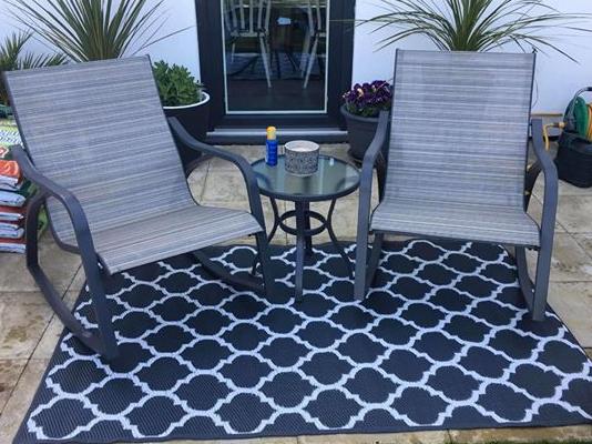 waterproof outdoor rug