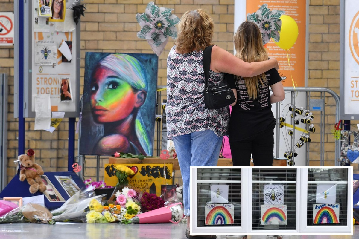 Manchester Pays Tribute To 22 Angels Killed In Arena