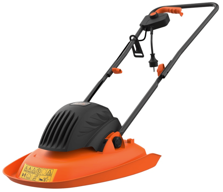 B&M is selling one of the two cheapest hover mowers we found