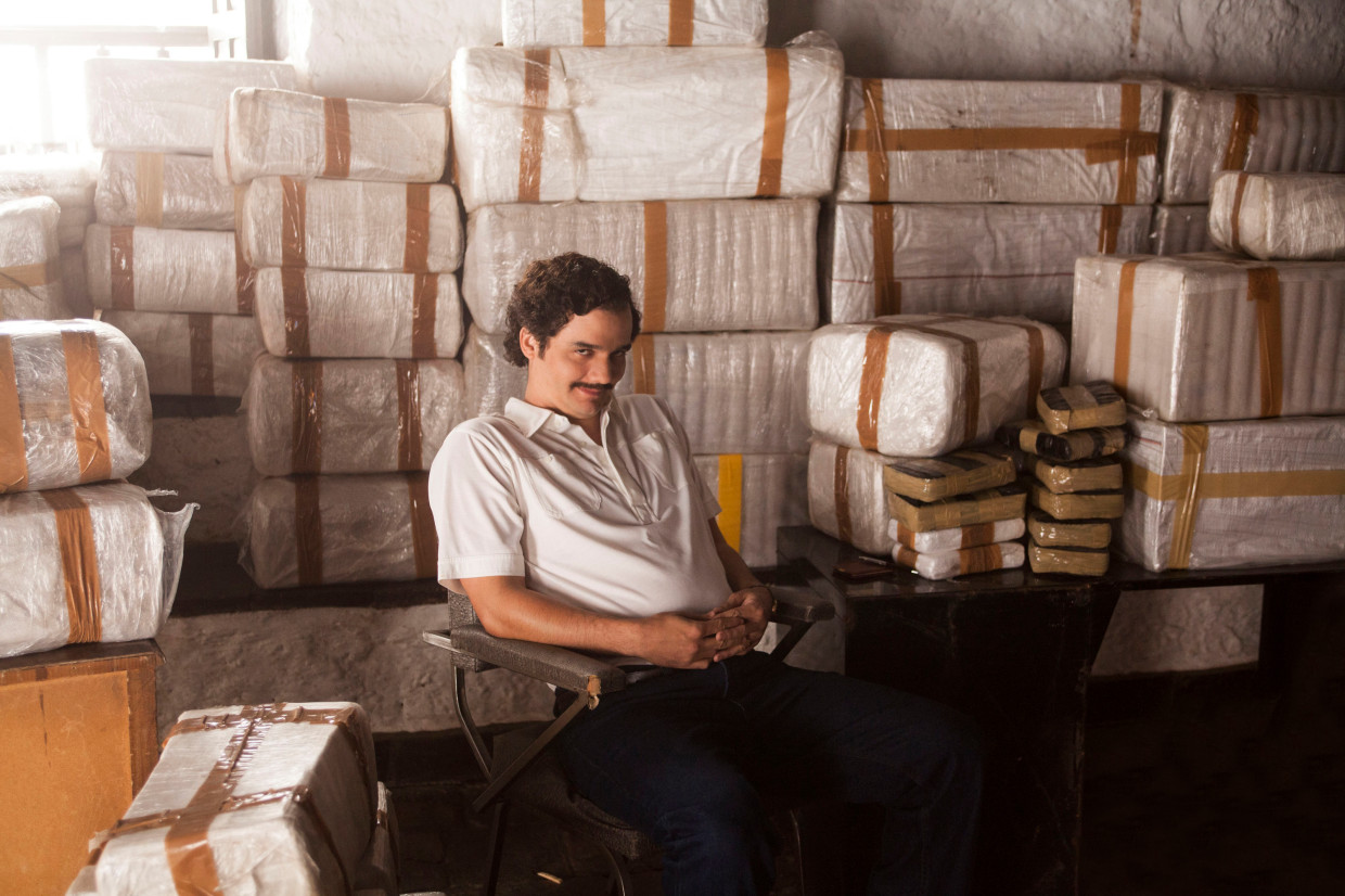 The game could tell a story along the lines of Narcos, a Netflix drama following the life of notorious drug lord Pablo Escobar