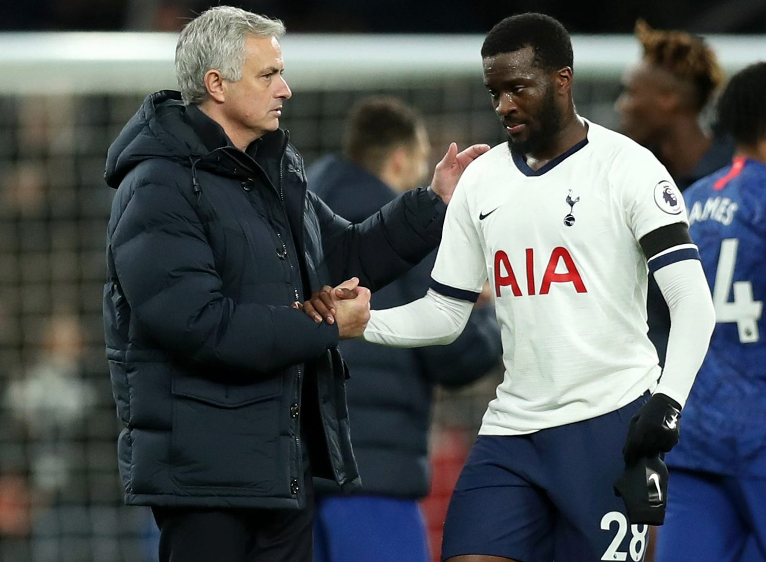Tanguy Ndombele 'tells Jose Mourinho he will never play for him again at Tottenham after another bust-up' - The Sun