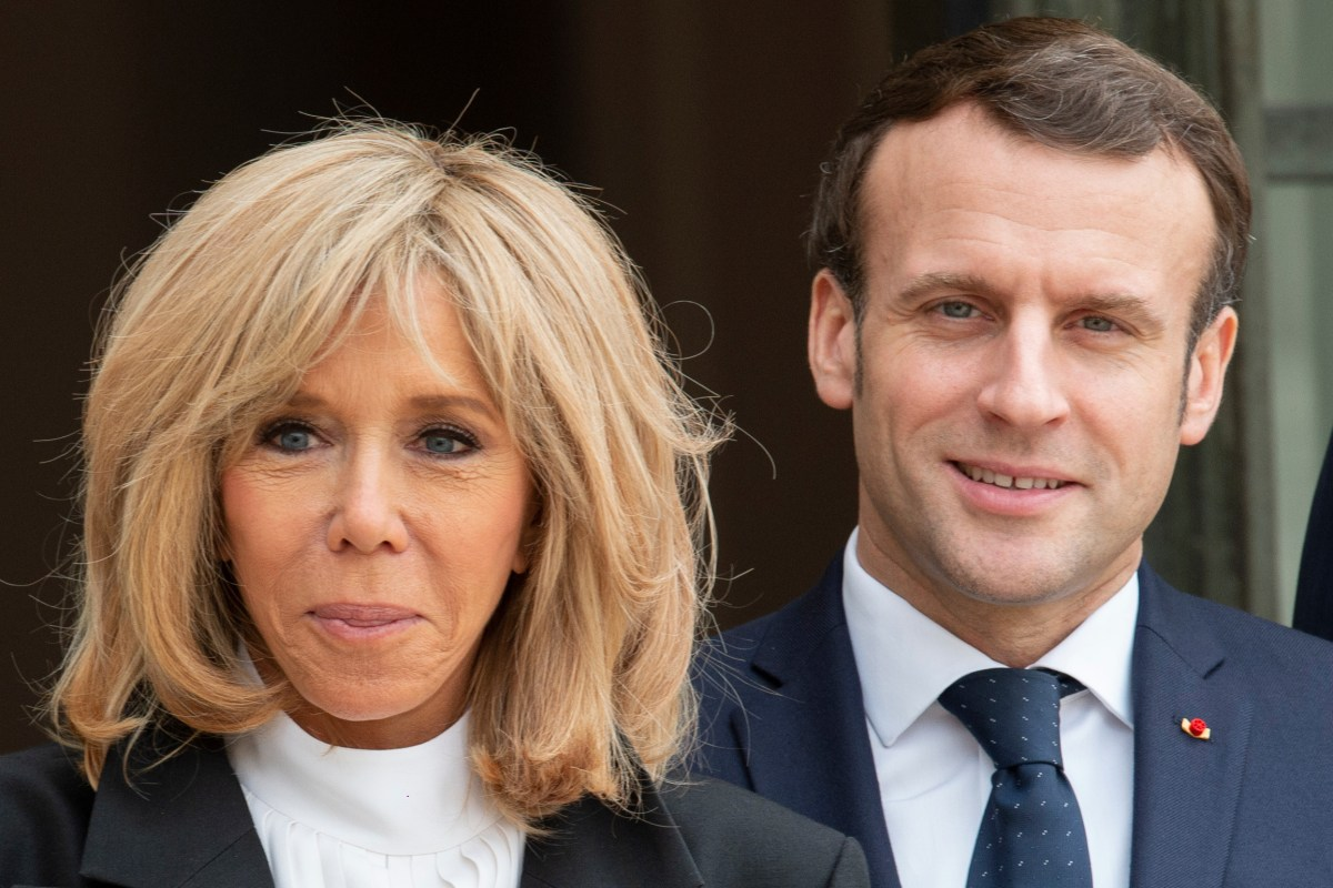 Who Is Brigitte Trogneux Emmanuel Macron S Wife Who First Met The French President When He Was 15 Years Old