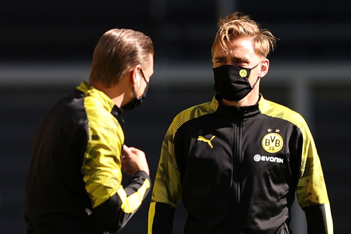 Borussia Dortmund vs Hertha Berlin FREE: Live stream, TV channel, kick-off time and team news for Bundesliga clash
