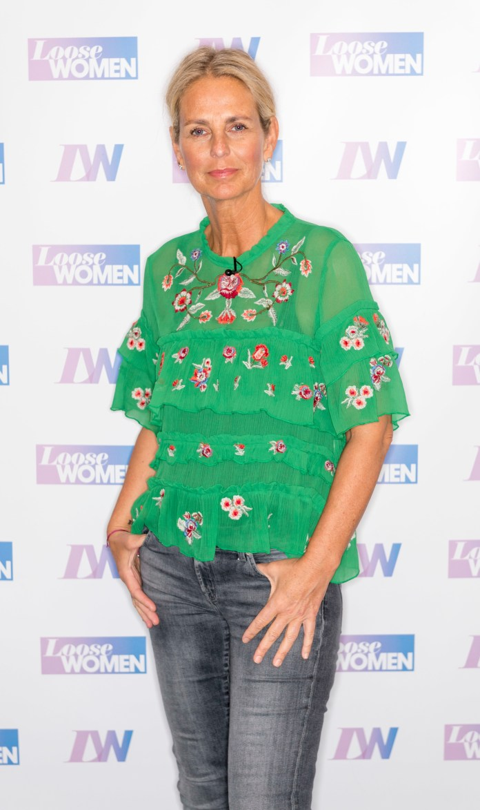 Ulrika certainly entertained her fans with her animated message