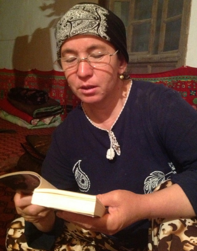 Her mother Tajigul Kadir was sentenced to 13 years in prison in 2017