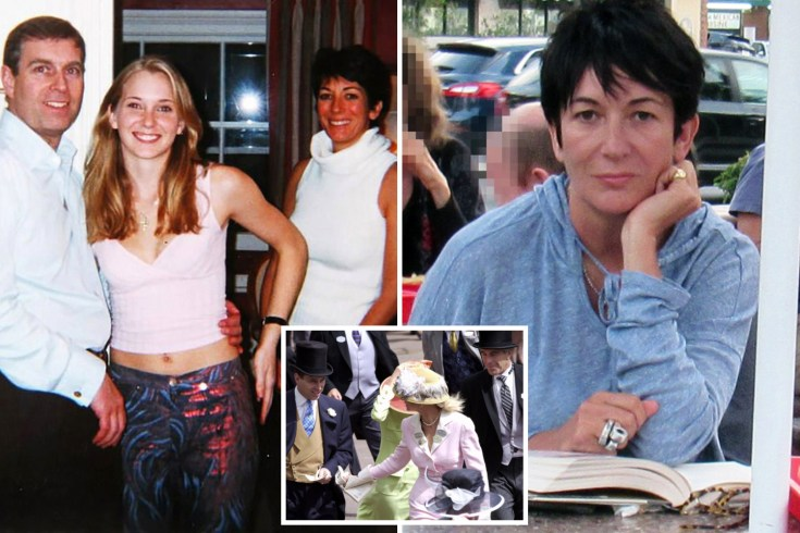 Maxwell 'to name names' & Andrew 'worried,' ex-Epstein mentor says
