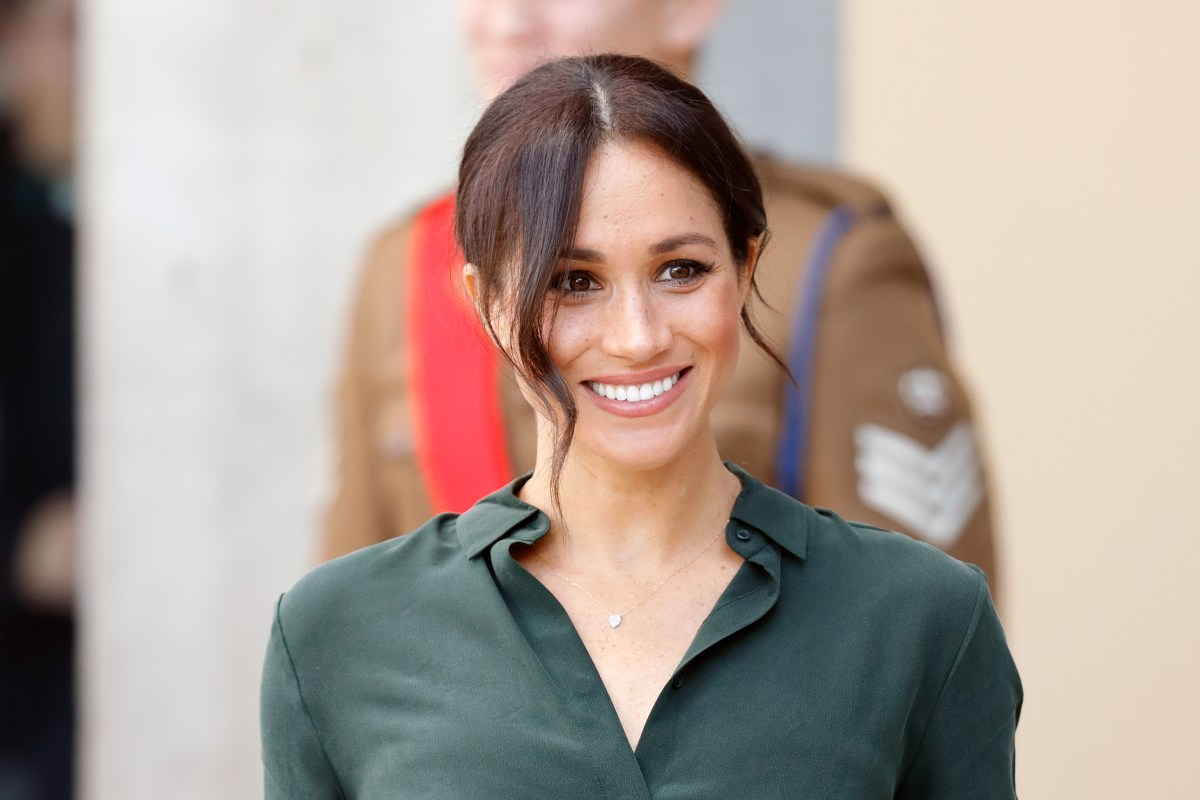 Meghan Markle wanted to be more famous than Diana, Lady Colin Campbell claims